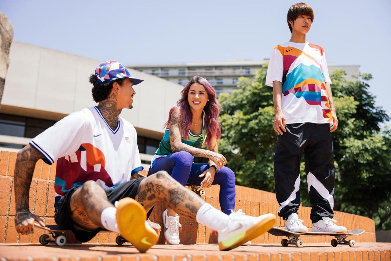 Uniformes Skete Olimpiadas Tokyo