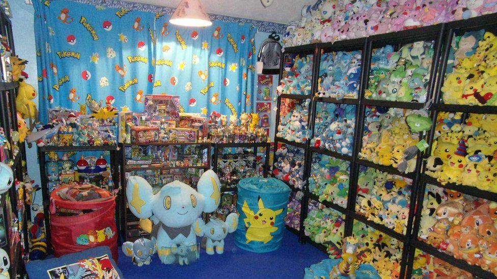 Produtos licenciados de Pokemon